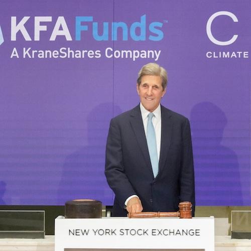 John Kerry, the 68th U.S. Secretary of State