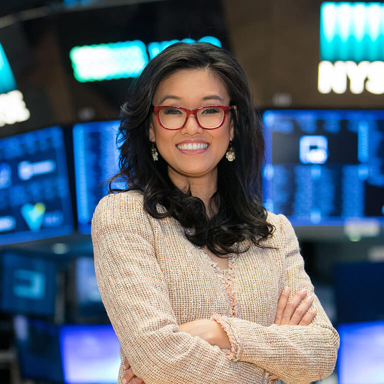 NYSE Vice Chairman Betty Liu