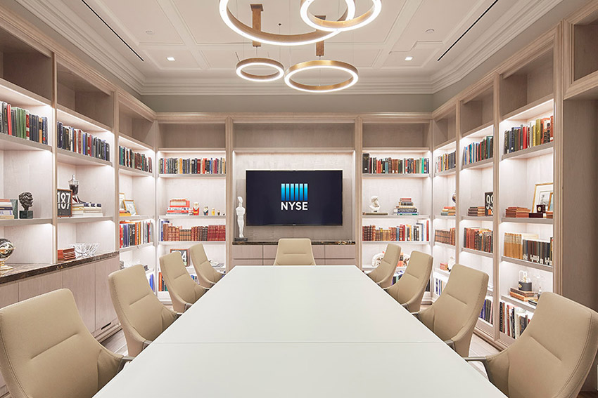 NYSE Event Space Library