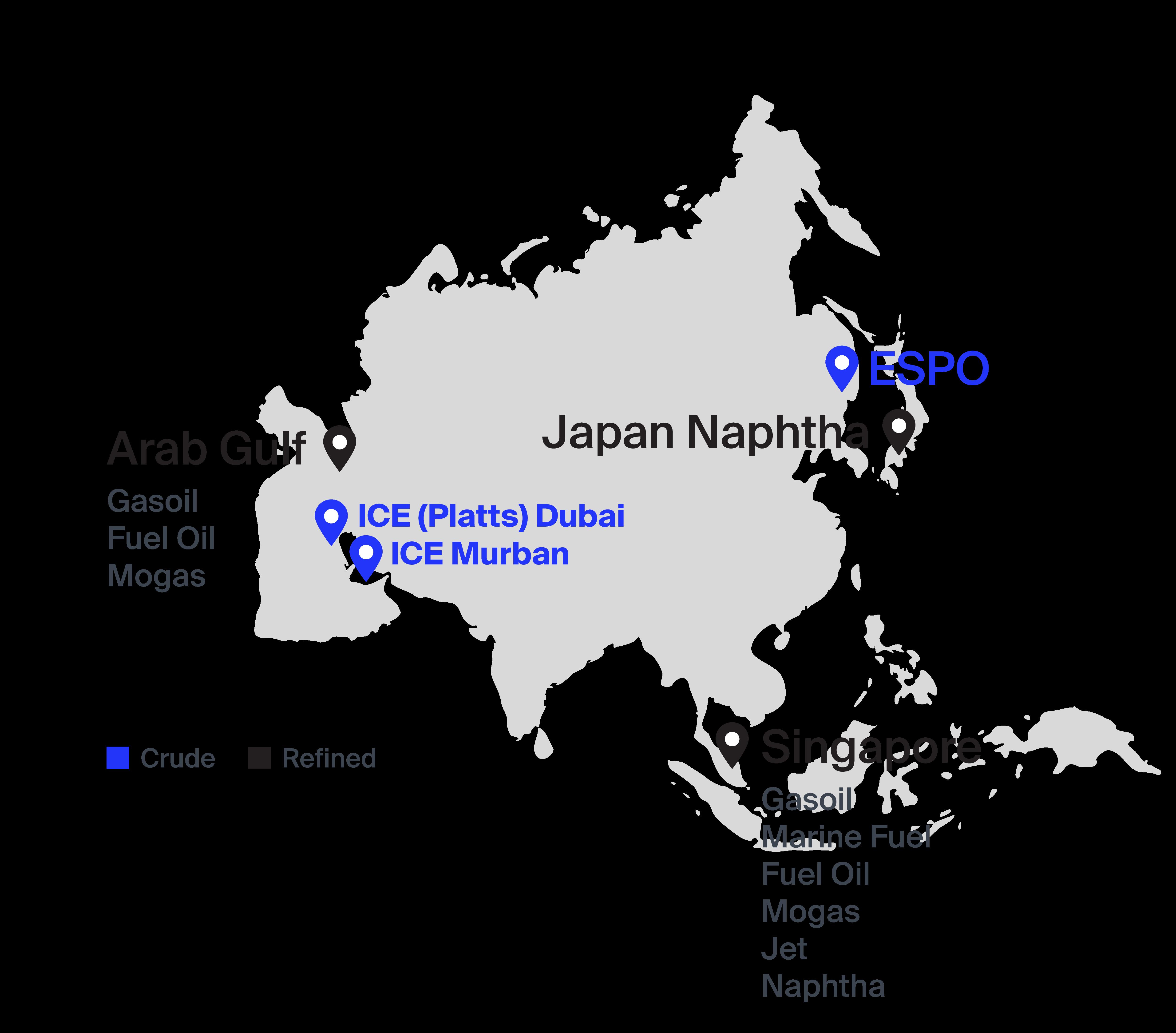 Asia Oil Complex
